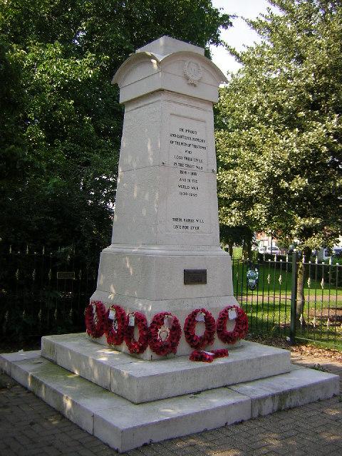 Gainsborough War Memorial