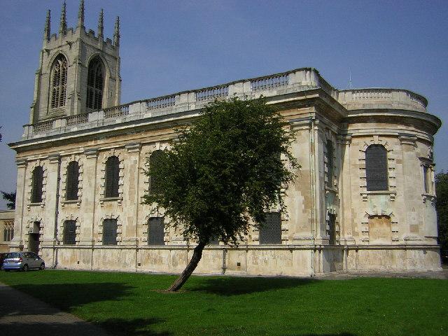 All Saints' church, Gainsborough, Lincs.