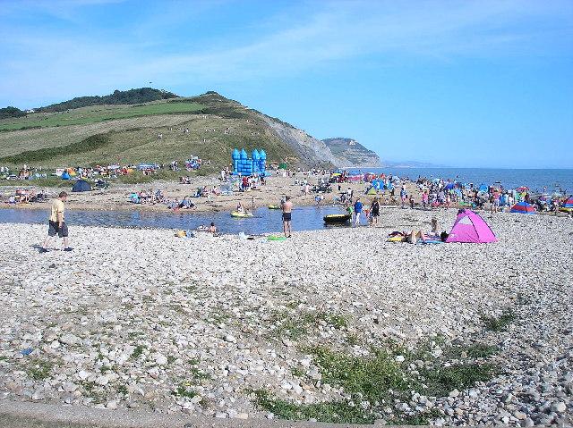 Charmouth, Dorset.