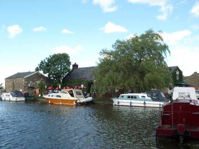 Boat Moorings Garstang