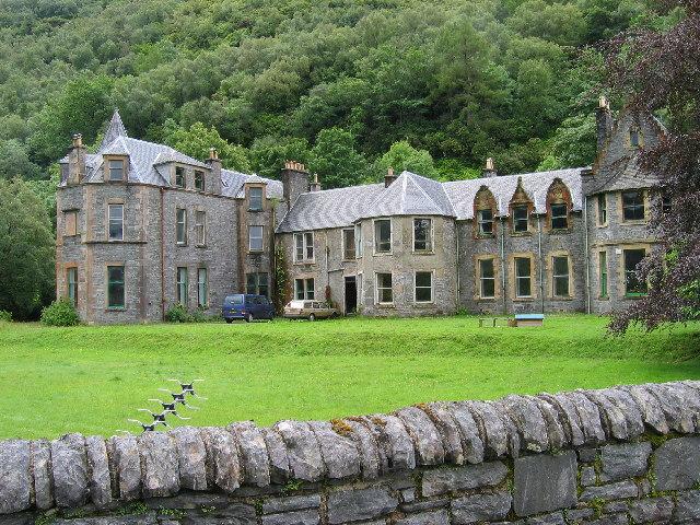 Inverailort House, near Lochailort