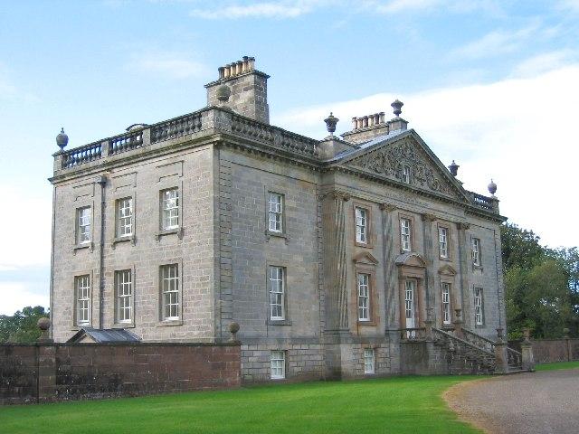 Auchinleck House, Ayrshire