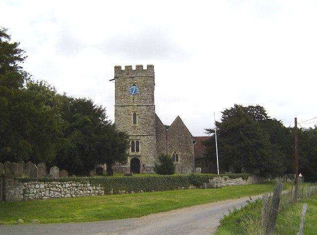 Boughton Malherbe Church