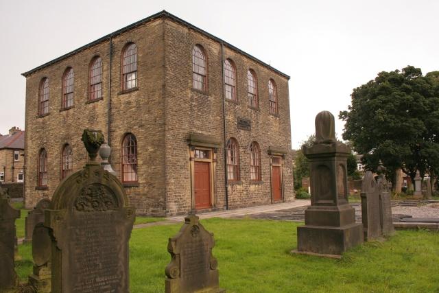 Bethel Chapel, Shelf