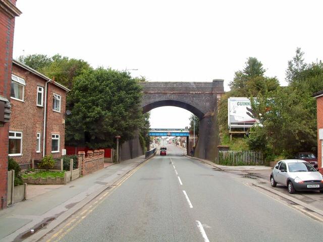 Old Bridge at Irlam