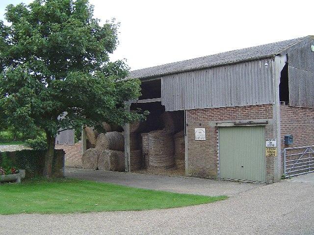 Farm Building Near Ulcombe