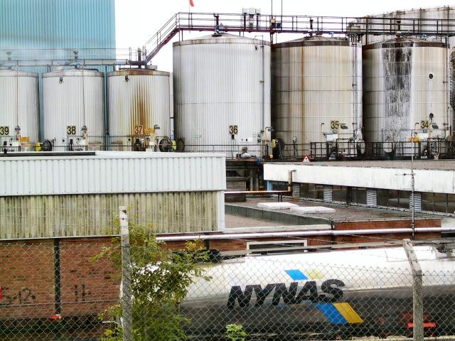 Eastham Oil Terminal