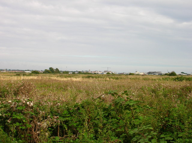 View from Mash Barn Lane