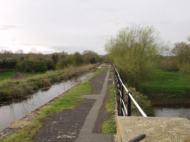 Aqueduct over the Afon Efyrnwy