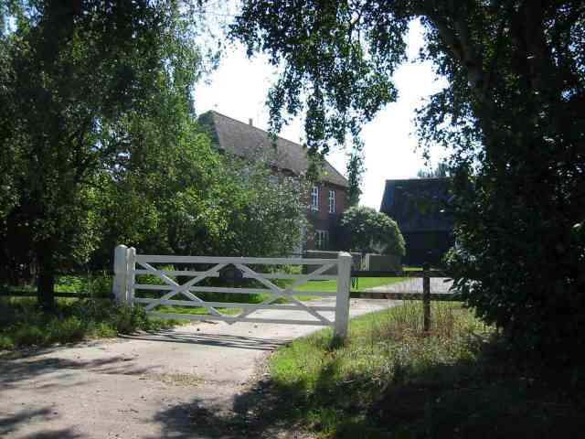 Farmhouse at Bibbsworth Hall Farm