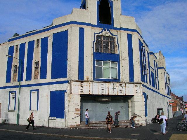 Former Granada Cinema, Portland Road, Aldrington