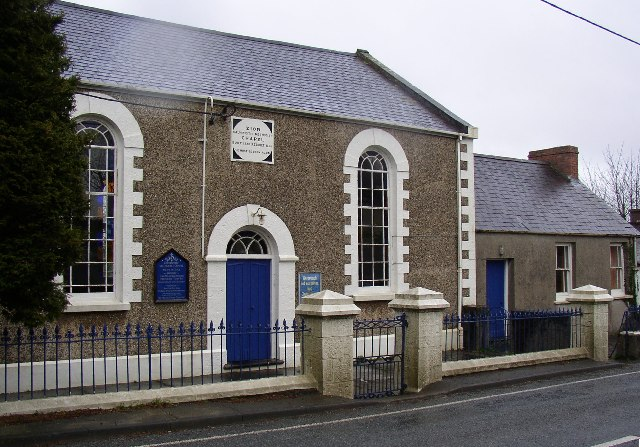 Zion Chapel, Begelly