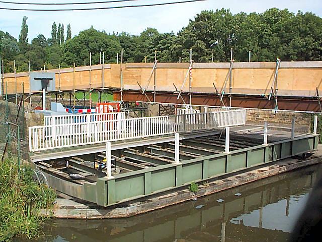 Morton Bridge maintenance