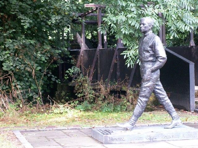 Jim Clark Memorial, Kilmany