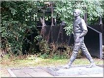 NO3821 : Jim Clark Memorial, Kilmany by Jim Bain