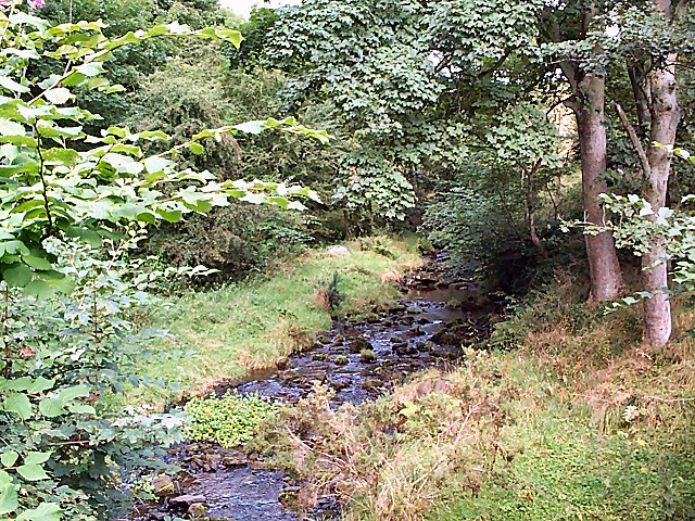 Fenny Shaw Beck at Ousel Hole