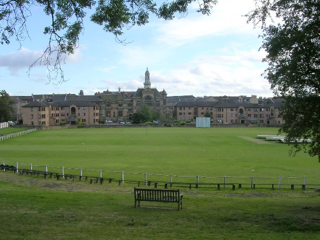 West of Scotland Cricket Ground