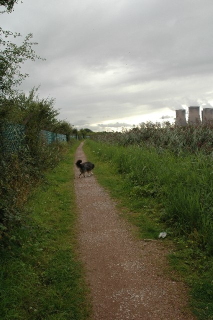 Trans Pennine Trail, Warrington