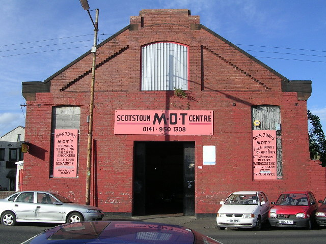 Scotstoun MOT Centre