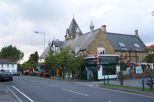 Shops at Broomhall