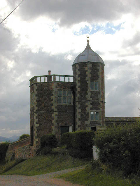Eyton-on-Severn Tower