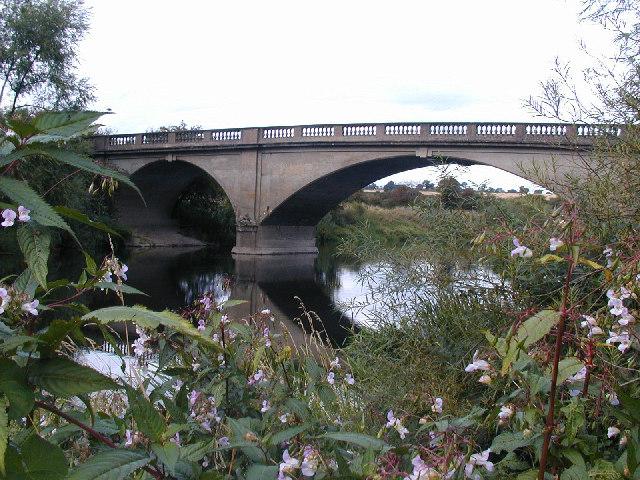 Bridge at Cressage