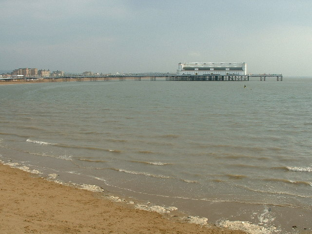 The Grand Pier at Weston-Super-Mare