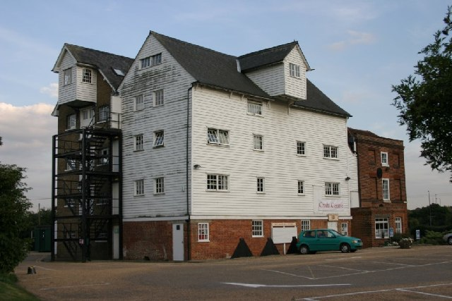 Moulsham Mill - Chelmsford