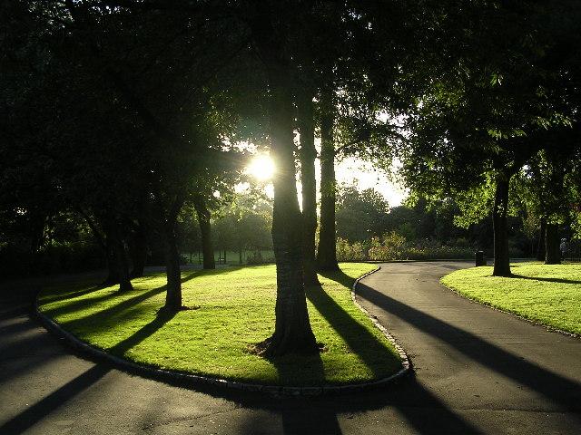 Victoria Park, Scotstoun, Glasgow