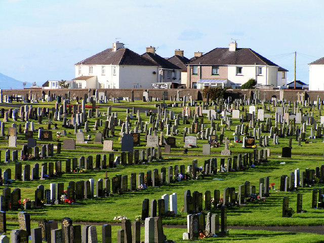 Salterbeck Cemetery, Workington