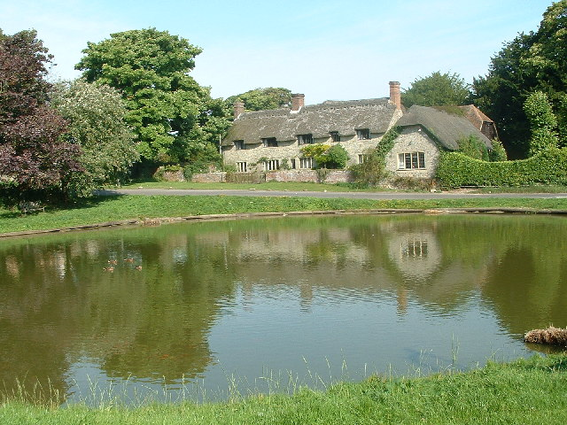 The Pond at Ashmore Village