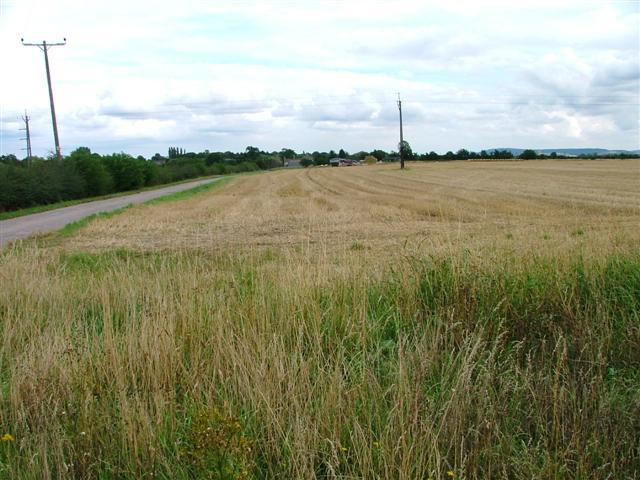 Stubble Field, Durham Lane