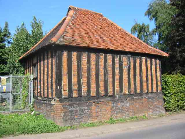 Garden Shed perhaps at Deard's End Lane, Knebworth