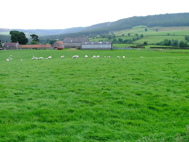Potter House Farm From the North