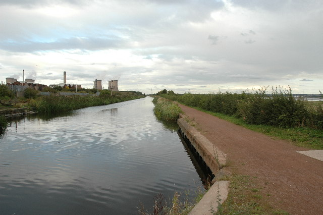 Trans Pennine Trail and Sankey/St.Helens Canal