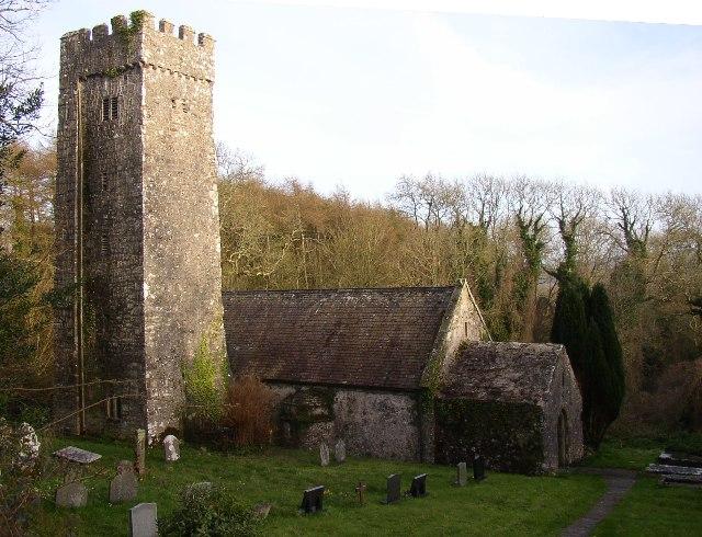 Gumfreston Church