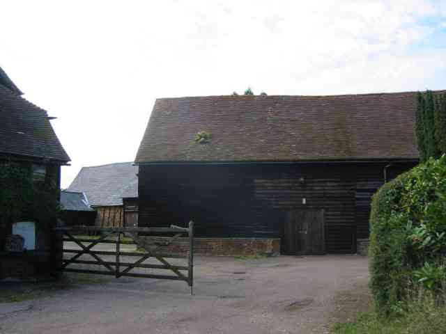 Farmyard in Langley