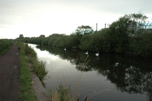 Sankey/St.Helens Canal and Trans Pennine Trail