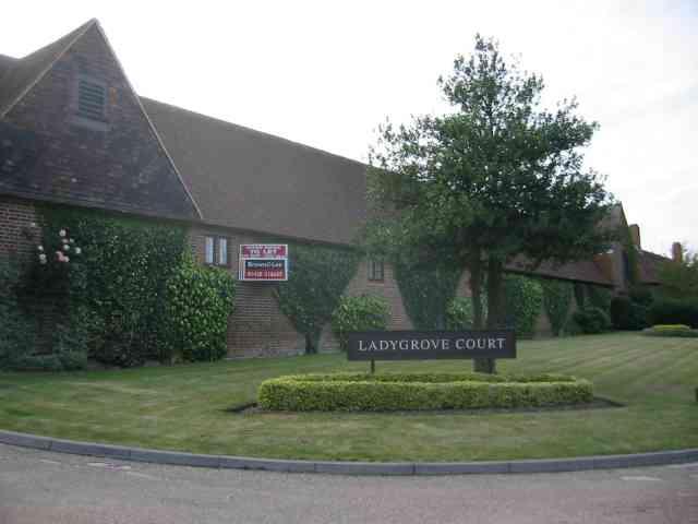 Ladygrove Court Preston