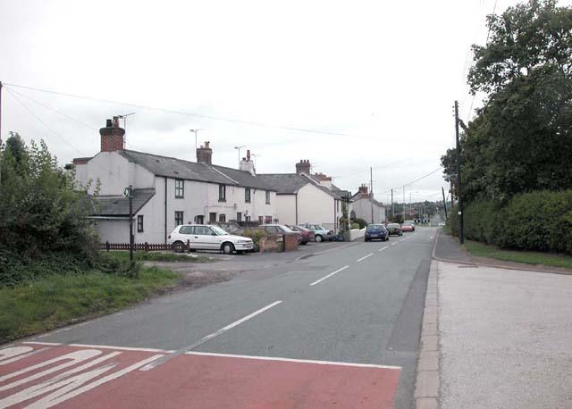 Dobshill Cottages