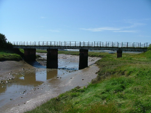 Conder Viaduct, Glasson Dock