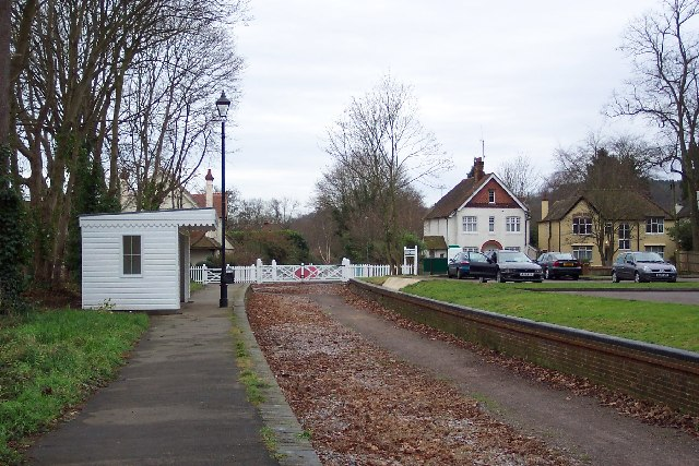 Bramley station site, Surrey