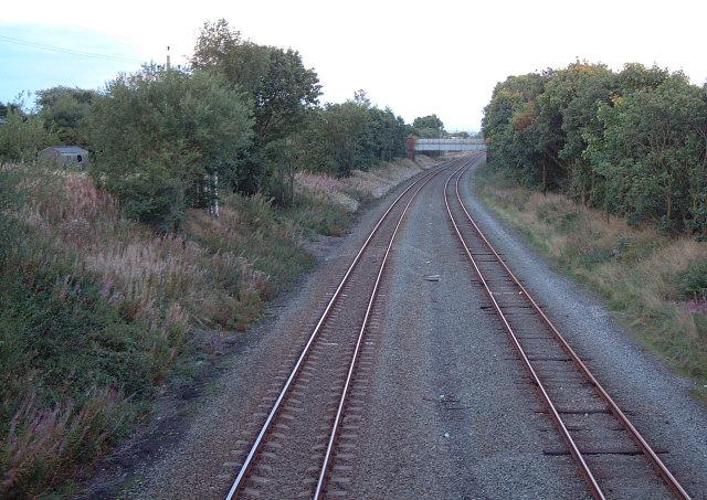 South of Lamberhead Green