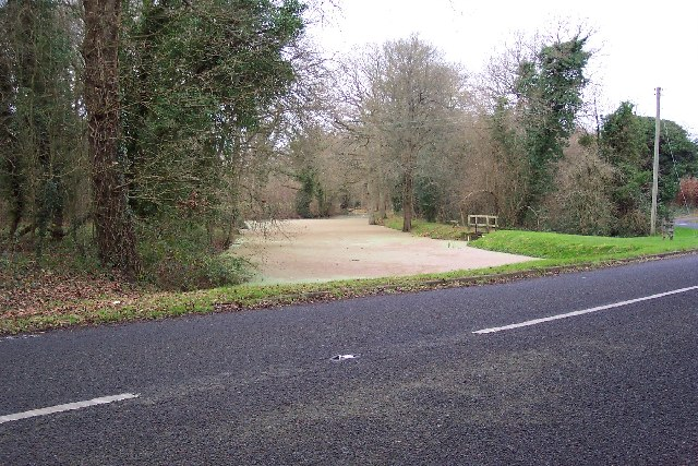 The Wey & Arun Canal near Alfold Crossways