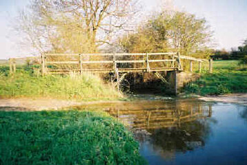 Water Lane Ford, Great Bradley, Suffolk