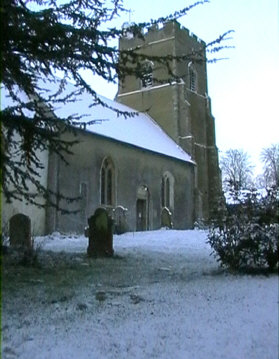 St Mary's Church, Great Bradley, Suffolk