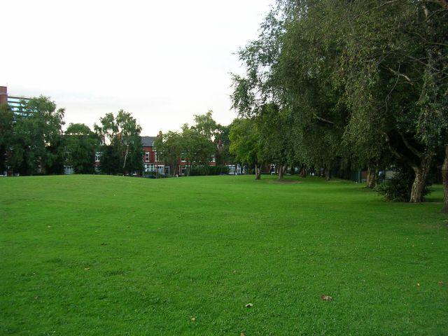 Seymour Park, Old Trafford