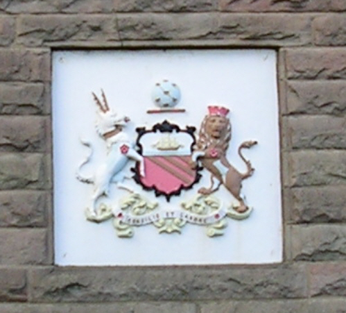 Arms of the City of Manchester
