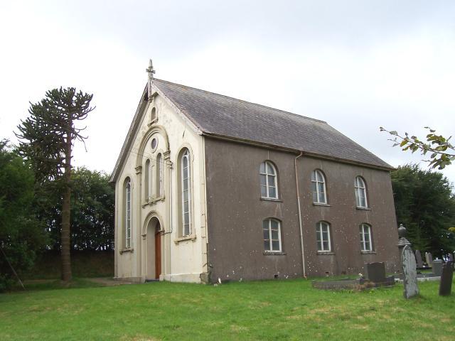 Pantycrugiau Chapel