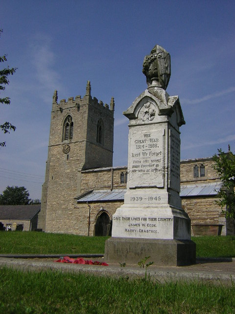 Northorpe War Memorial